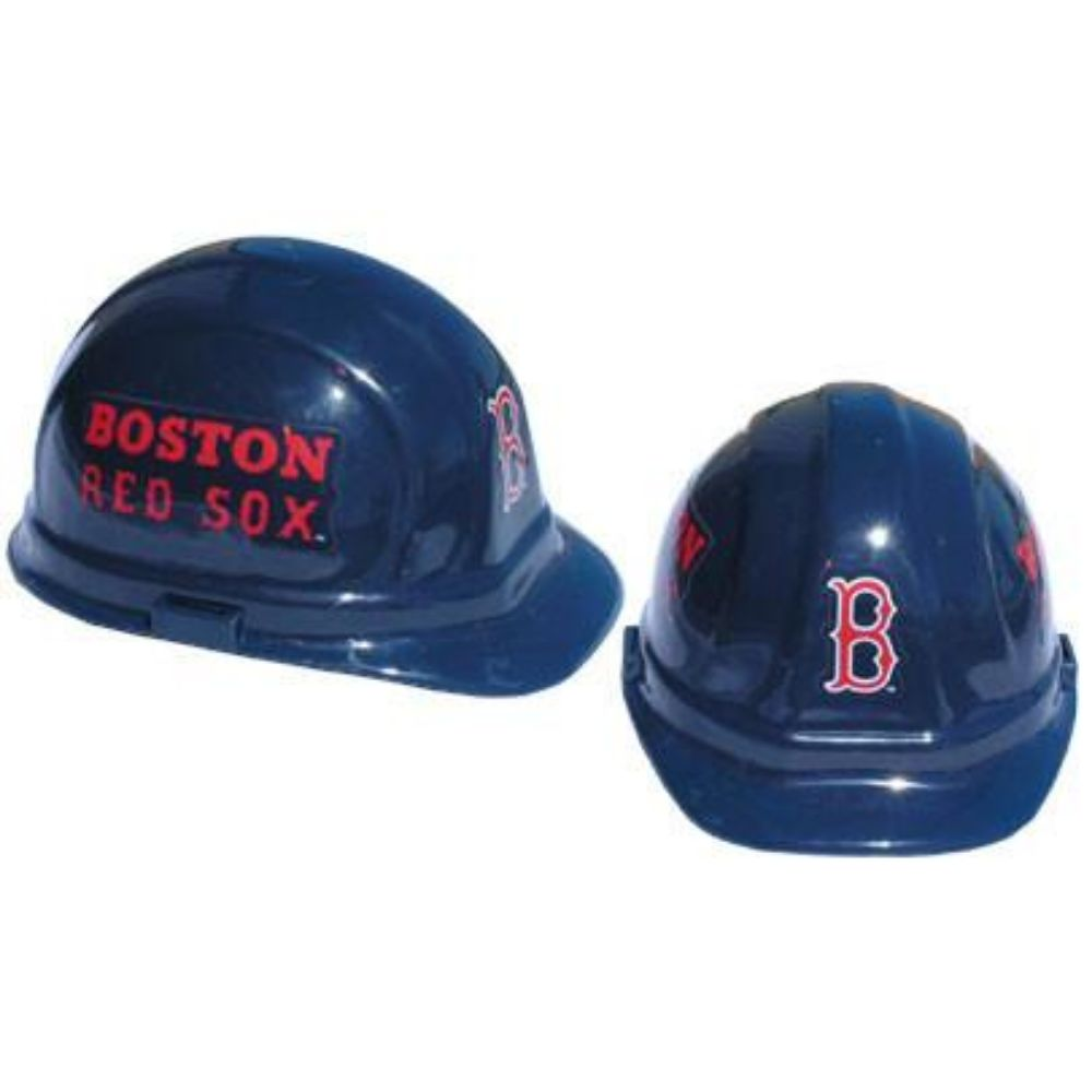 Boston Red Sox - MLB Team Logo Hard Hat Helmet