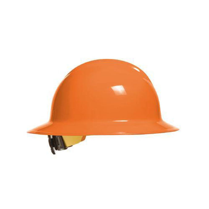 Bullard  - HiViz Full Brim 6pt. Suspension Safety Helmet