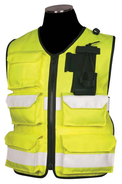 Deluxe Responder Utility Vest - Solid or Mesh
