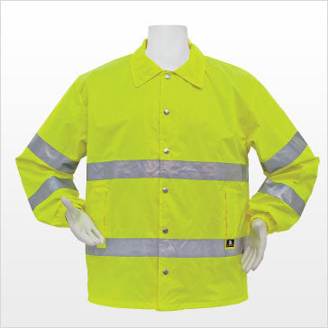 3A Safety - ANSI Class III Windbreaker Jacket