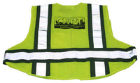 CERT 5-Point Breakaway Mesh Safety Vest - EMS Rated