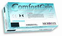 Microflex Gloves ComfortGrip Powder Free Latex - Box