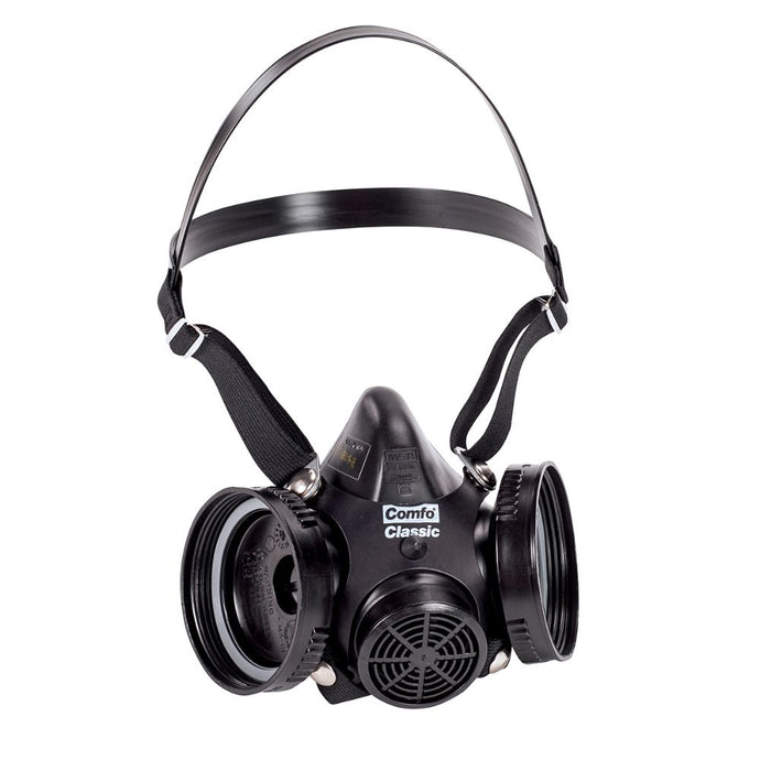 MSA Comfo Classic Series Full Mask Air Purifying Respirator