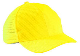OccuNomix Yellow Polyester Hat/Welder's Cap