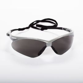 Kimberly-Clark Professional* Jackson Safety* Nemesis* Silver Safety Glasses With Gray Anti-Fog Lens