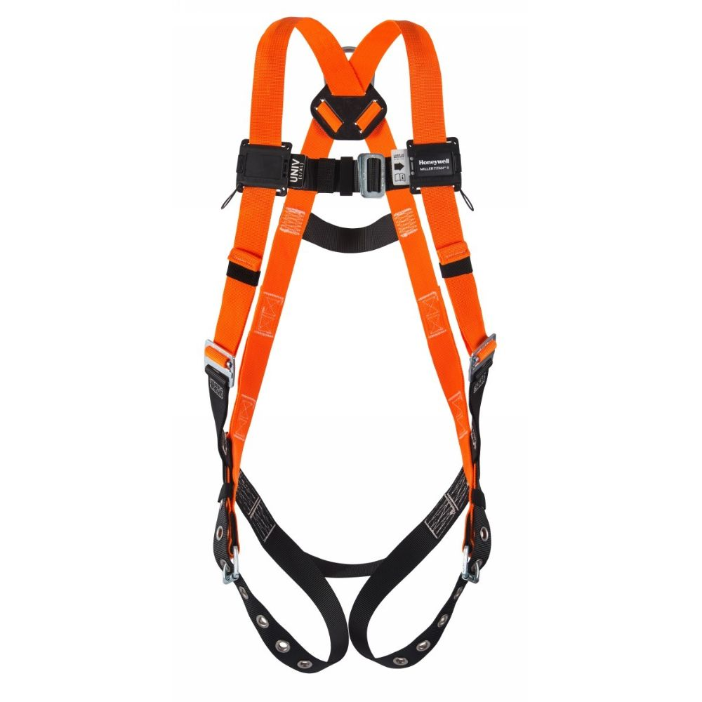 Miller Titan II T-FLEX 3X Full Body Harness