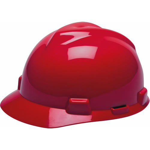 Durashell - Cap Style Hard Hat - Red