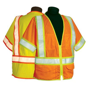 ML Kishigo - Ultra-Cool Mesh Surveyor's Vest, Class 3