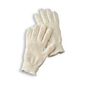 Cotton String Knit Gloves
