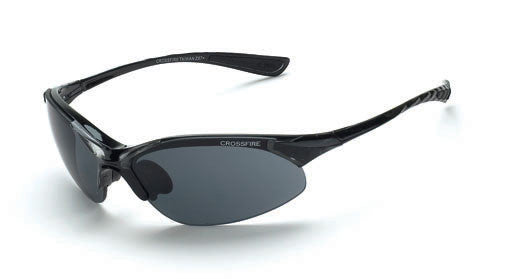 Cobra Smoke Lens Crystal Black Frame