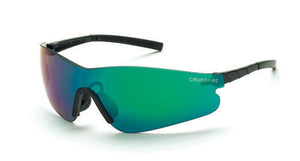 Blade Emerald Mirror Lens Black Temple