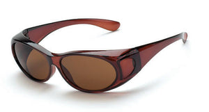 OG3 Brown Lens Crystal Brown Frame
