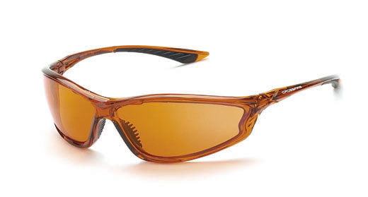 KP6 HD Copper Lens with AR Coating Crystal Brown Frame