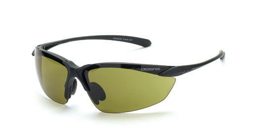 Sniper HD Green Lens Matte Black Frame