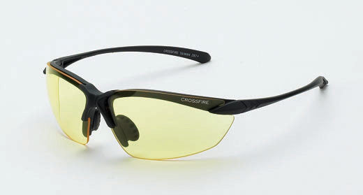 Sniper Yellow Lens and Matte Black Frame