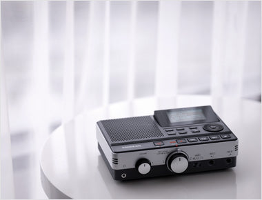 Sangean-Digital MP3 Recorder