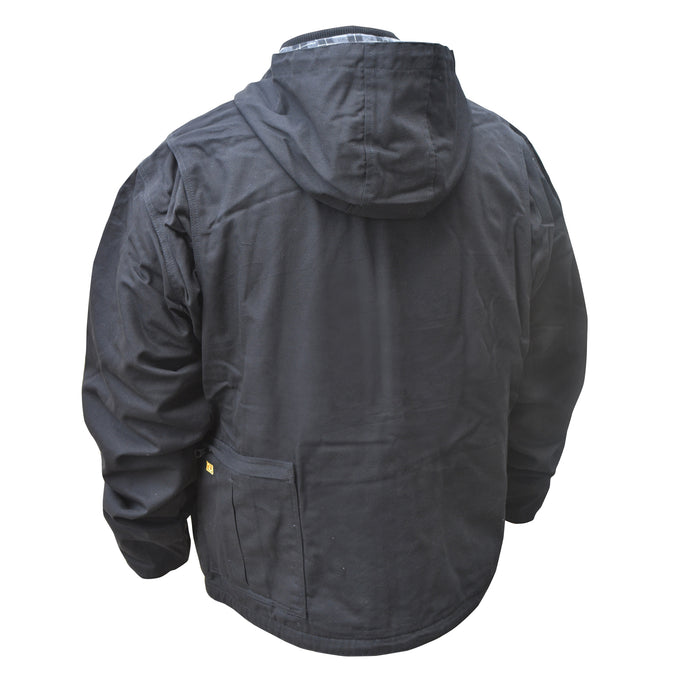 RADIANS-DEWALT DCHJ076 HEAVY DUTY HEATED WORK JACKET
