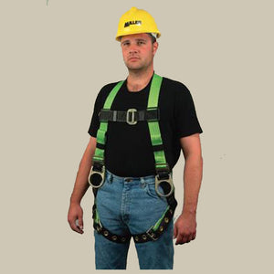 Miller HP (high performance) Harness With Tongue Buckle