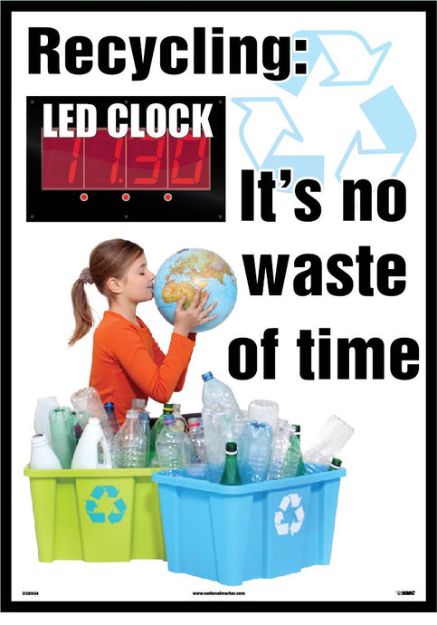 Recycling: Its No Waste Of Time Insight Digital Scoreboard