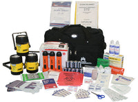 Office Emergency Supply Kit w/ Rolling Bag