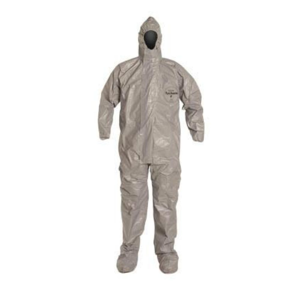 DuPont - Tychem F Coveralls - Case