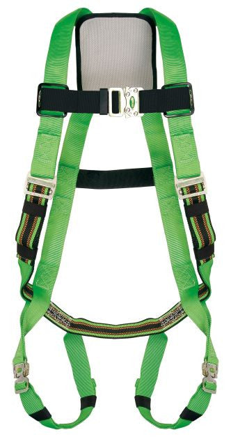 Miller DuraFlex Universal Green Python Ultra Full Body Harness