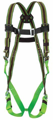 Miller Lime Green DuraFlex Stretchable Harness