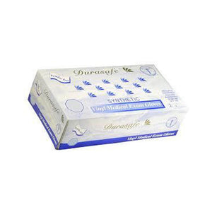 Durasafe - Vinyl Exam Gloves, Powder Free - Box