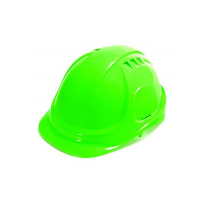Durashell - Vented Cap Style Hard Hat - Green