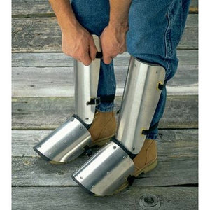 "Onguard 20"" Aluminum Shin Guards"