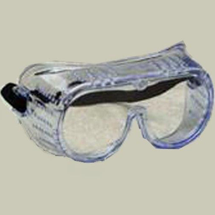 ERB Safety - Perforated Clear Safety Goggles - SMALL