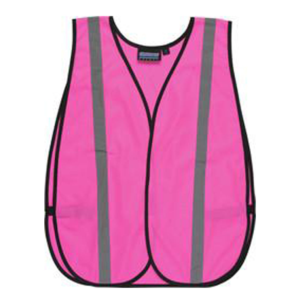 ERB Safety - High-Viz Pink Safety Vest