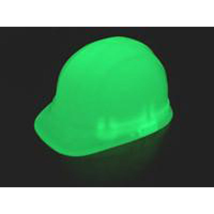 ERB Safety - Omega II - 6-pt Ratchet Hard Hat Safety Helmet - Glow in the Dark