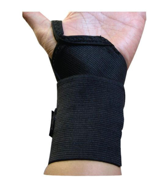 3A Safety EWS520B S/M Thumb Loop Wrist Wraps, Small/Medium
