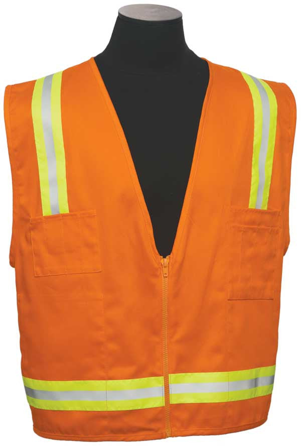 ML Kishigo - Indura FR Surveyor's Safety Vest size 3X-large