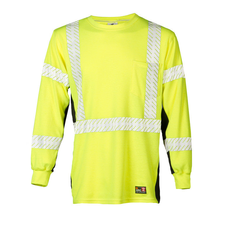 ML Kishigo - Fire Resistant (FR) Long Sleeve T-Shirt