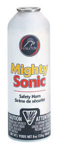 "Falcon 8 Ounce Canister 2 3/4"" X 2 3/4"" X 5 1/4"" Safety Horn Refill"