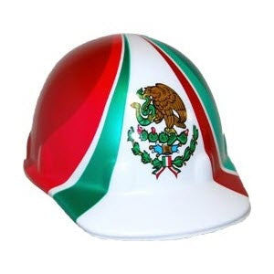 "Fibre-Metal SUPEREIGHT ""Pride of Mexico"" Hard Hat"