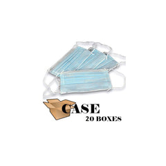 Face Mask - Case - 20 Boxes