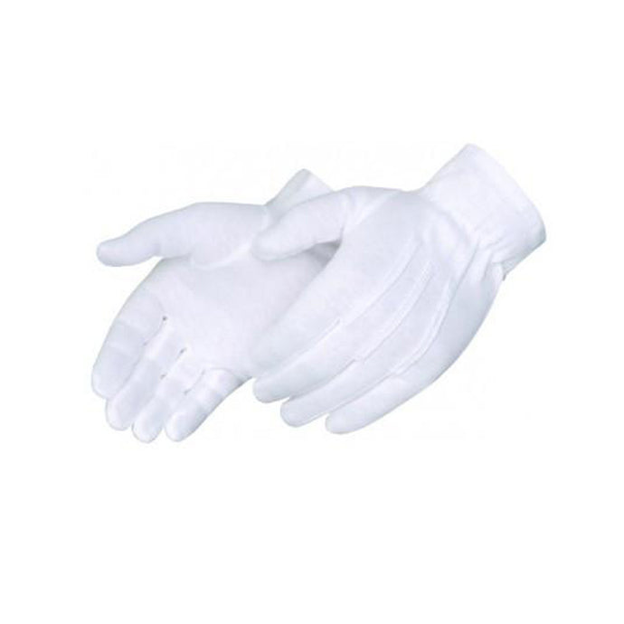 Formal White Dress Glove  Gloves - Dozen