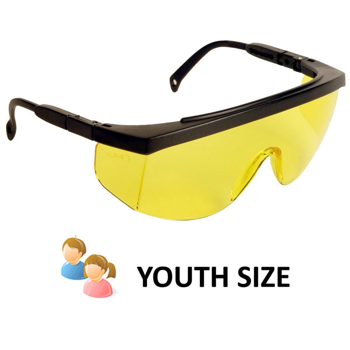Radians - G4 Junior Sports Safety Glass  - Amber Lens