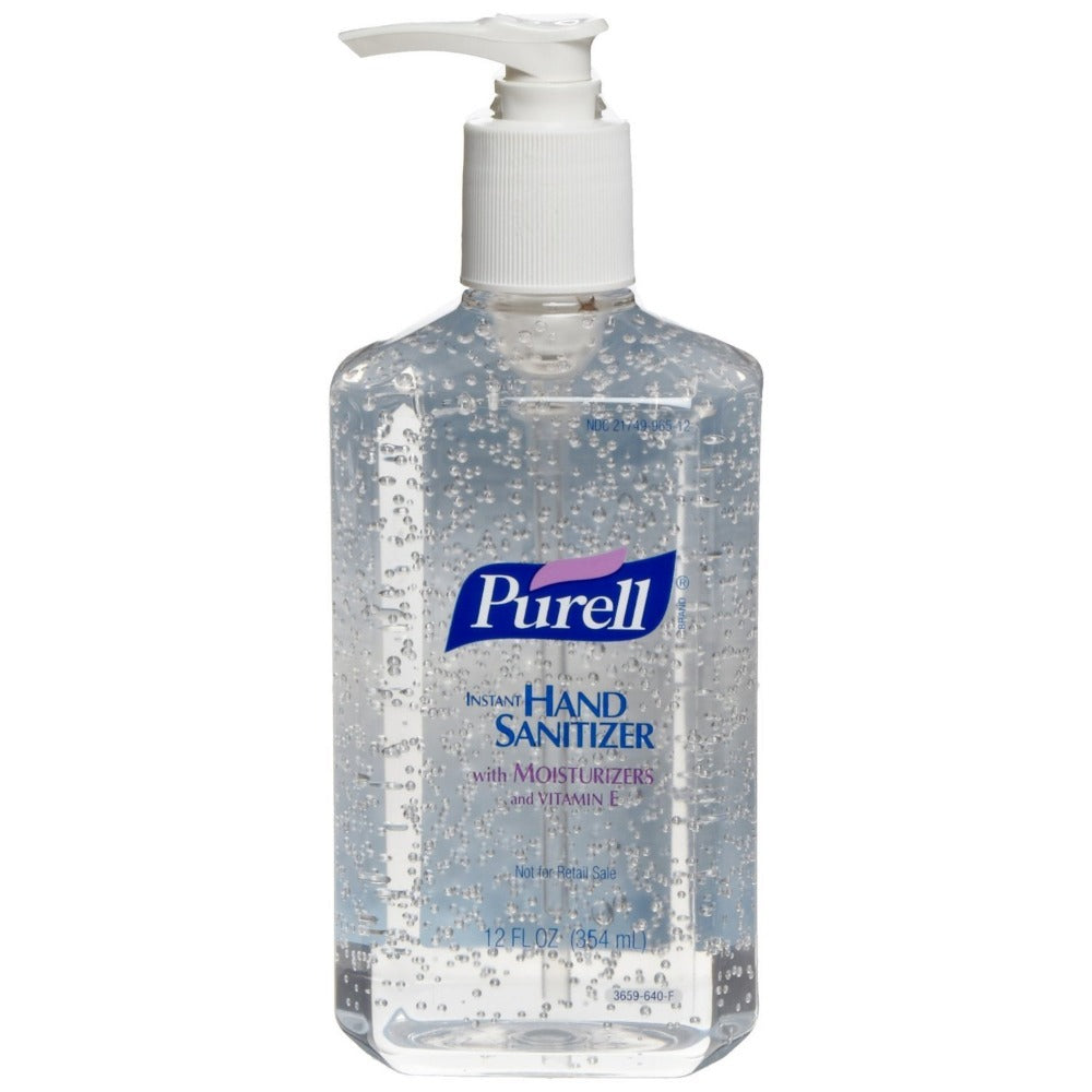 Purell Instant Hand Sanitizer 12 Oz pump