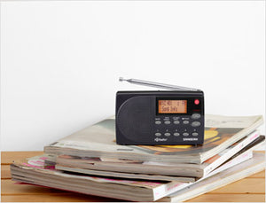 Sangean-HD RadioTM / FM-Stereo / AM Portable Radio