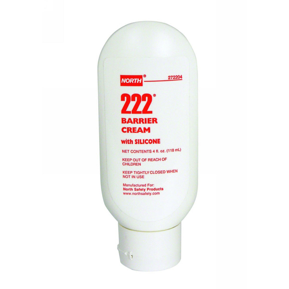 Honeywell 4 Ounce Tube 222 Barrier Cream with Silicone