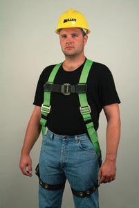Miller HP Pull-Down Adjustment Style Harness With Tongue Buckle