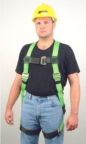 Miller HP Pull-Down Adjustment Style Harness