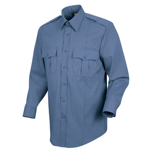 Horace Small Deputy Deluxe Long Sleeve Shirt HS1121 - French Blue