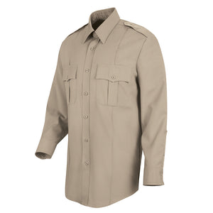 Horace Small Deputy Deluxe Long Sleeve Shirt HS1124 - Silver Tan