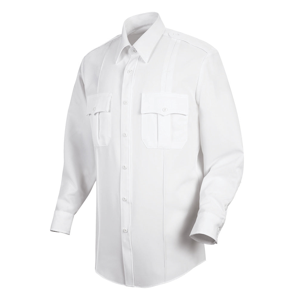 Horace Small Sentry Long Sleeve Shirt HS1149 - White