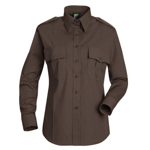 Horace Small Deputy Deluxe Long Sleeve Shirt HS1172 - Brown